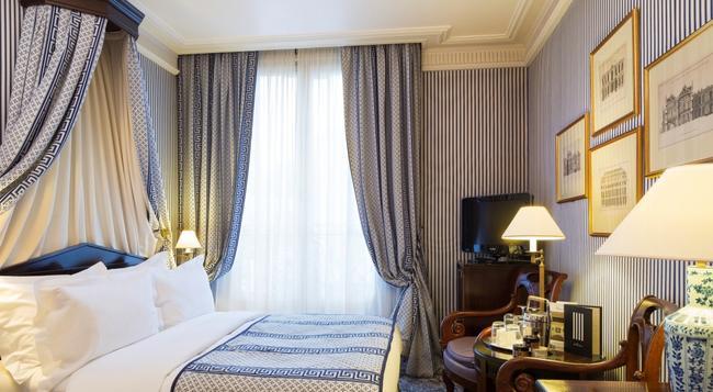 Le Dokhan's, a Tribute Portfolio Hotel, Paris - Paris - Bedroom