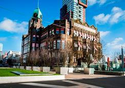 Hotel New York - Rotterdam - Building