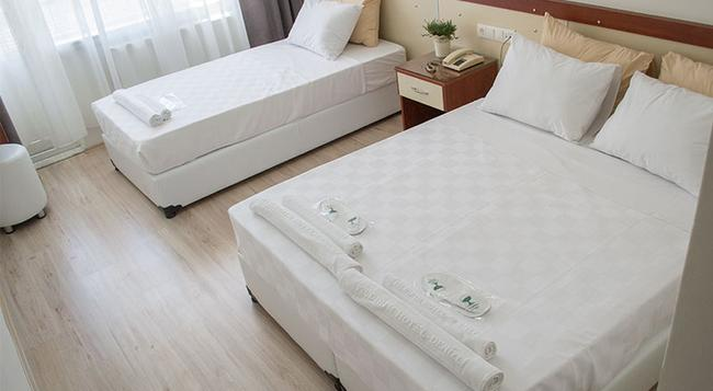 Yildirim Hotel - Denizli - Bedroom