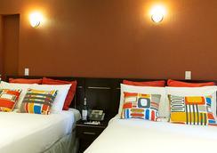 Nesva Hotel - Queens - Bedroom