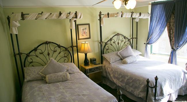 Fitzgerald Hotel Union Square - San Francisco - Bedroom
