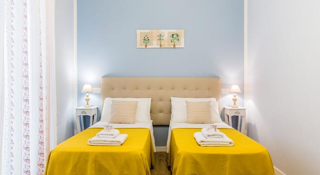B&b Onda Marina Rooms - Cagliari - Bedroom