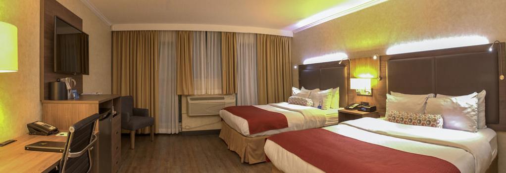 Gec Granville Suites Downtown - Vancouver - Bedroom