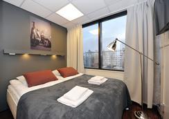 Forenom Aparthotel Oulu Uusikatu - Oulu - Bedroom