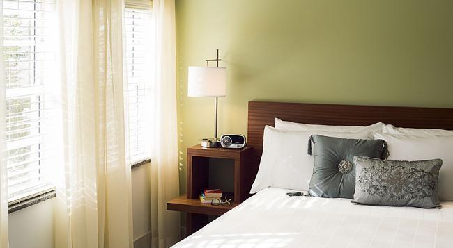 El Paseo Hotel - Miami Beach - Bedroom