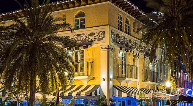 El Paseo Hotel - Miami Beach - Building