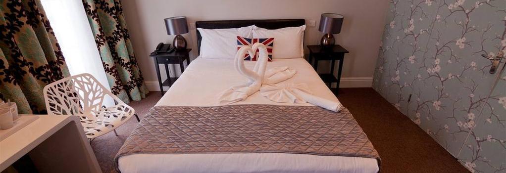 MStay 27 Paddington Hotel - London - Bedroom