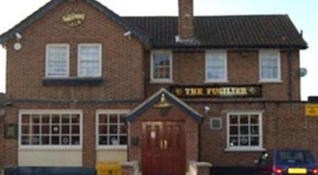 The Fusilier Inn - London - Building