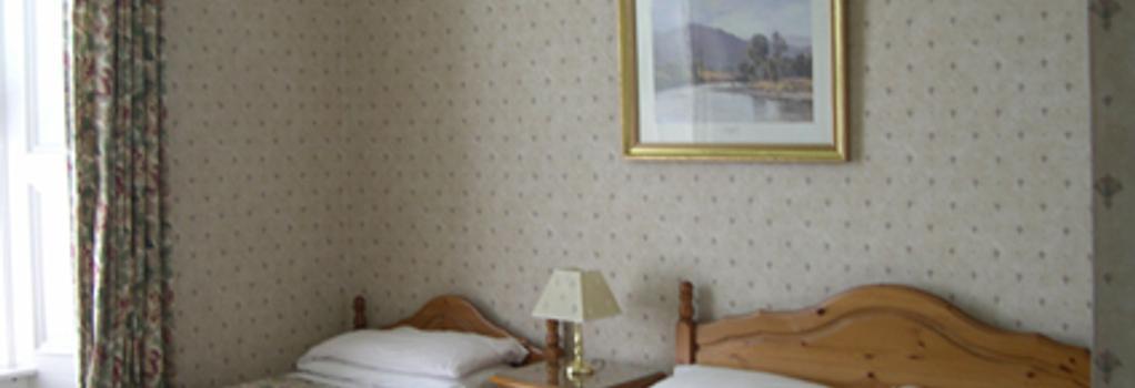 Arrandale Guest House - Edinburgh - Bedroom