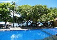 Oceans 5 Dive Resort - Gili Air - Pool