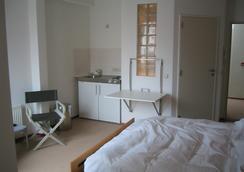 Wake-Up Sandwich Hotel - Antwerp - Bedroom