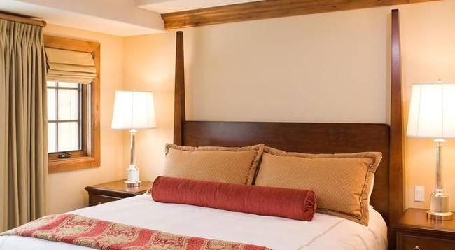 The Willows And Riva Ridge - Vail - Bedroom
