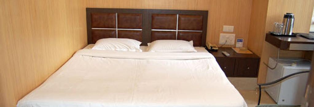 Hotel Ripon Palace - Mumbai - Bedroom
