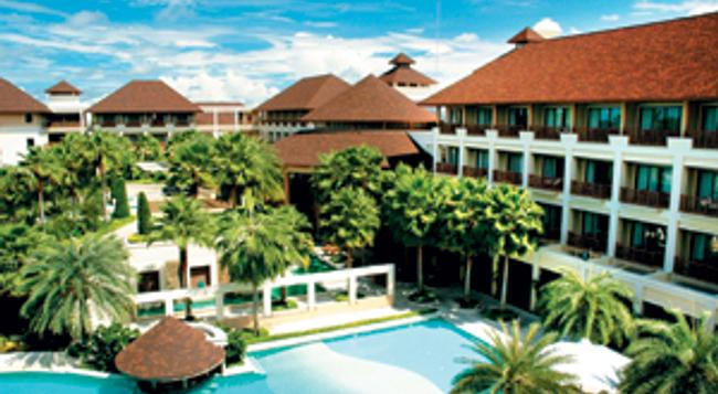 The Tide Resort - Bang Saen - Building