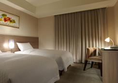 City Suites - Taichung Wuquan - Taichung - Bedroom