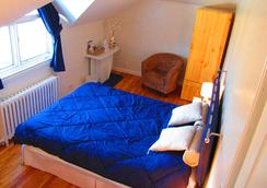 Auberge La Merveilleuse - Tadoussac - Bedroom