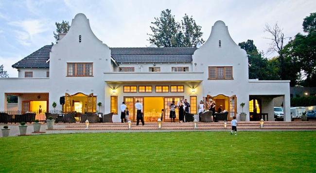 The View Boutique Hotel - Johannesburg - Building