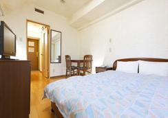 Flexstay Inn Iidabashi - Tokyo - Bedroom