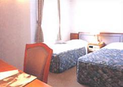 Tetoranze Makuhari Inagekaigan Hotel - Chiba - Bedroom