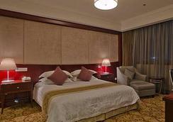 Jiangsu Cuipingshan Hotel - Nanjing - Bedroom