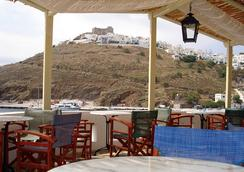 Akti Rooms - Astypalaia - Restaurant