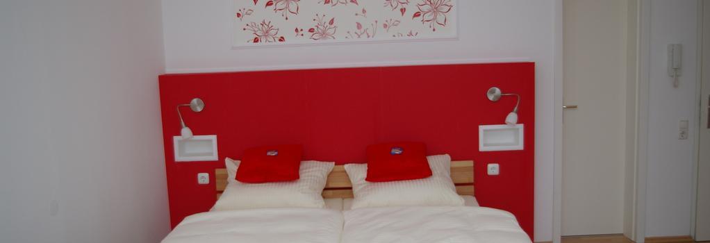 Citysleep Nürnberg - Nuremberg - Bedroom