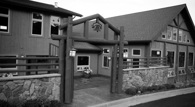 Taharaa Mountain Lodge - Estes Park - Building