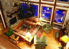 Taharaa Mountain Lodge - Estes Park - Lobby