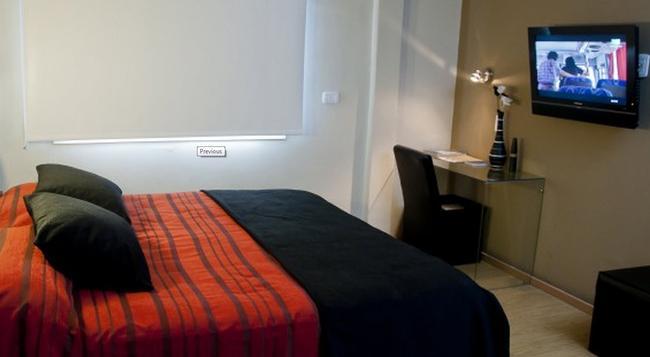 Hotel Covadonga - Resistencia - Bedroom