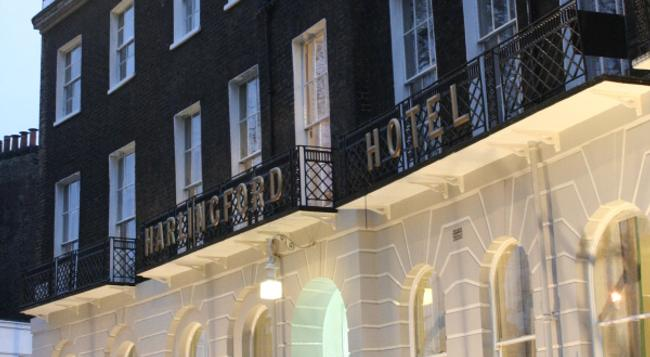 Harlingford Hotel - London - Building