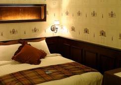 Hotel November - Gangneung - Bedroom