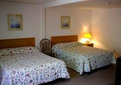 Golden North Motel of Fairbanks - Fairbanks - Bedroom