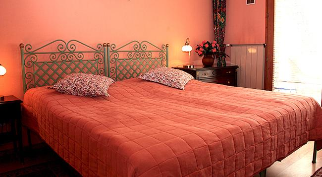 Bellevue Budapest B&B - Budapest - Bedroom