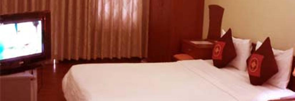 Viet Fun 3 Hotel - Hanoi - Bedroom