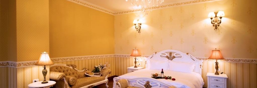 Florence Resort Villa - Spa European Manor - Ren'ai - Bedroom