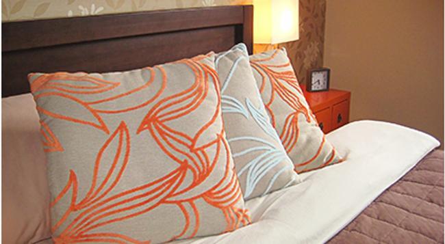 Kapital Inn Budapest - Budapest - Bedroom