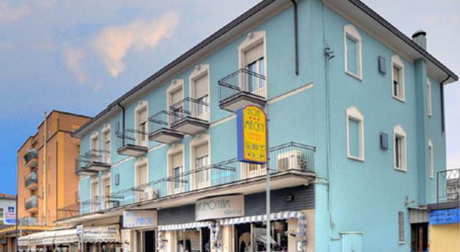 Hotel Macki - Rimini - Building