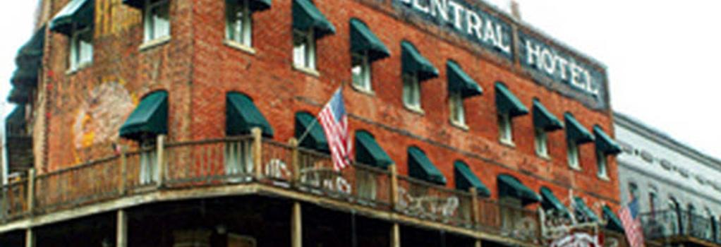 Grand Central Hotel & Spa - Eureka Springs - Building