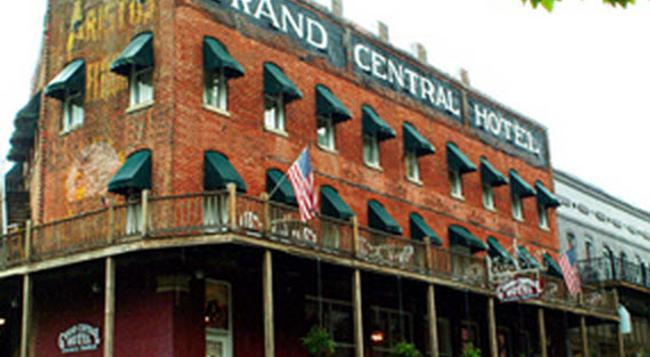 Grand Central Hotel & Spa - Eureka Springs - Building