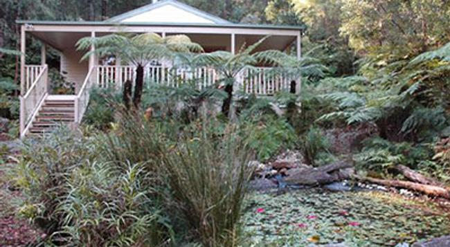 Myers Creek Cascades Luxury Cottages - Healesville - Building