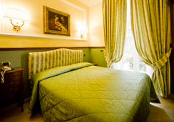 Hotel Donatello - Rome - Bedroom