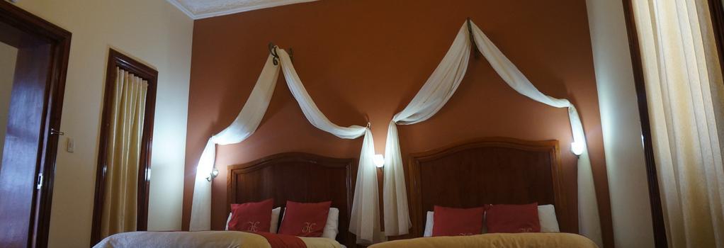 La Circasiana - Quito - Bedroom