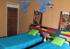 Flintstones Backpackers - Lusaka - Bedroom