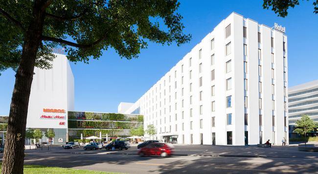 Hotel Stücki - Basel - Building