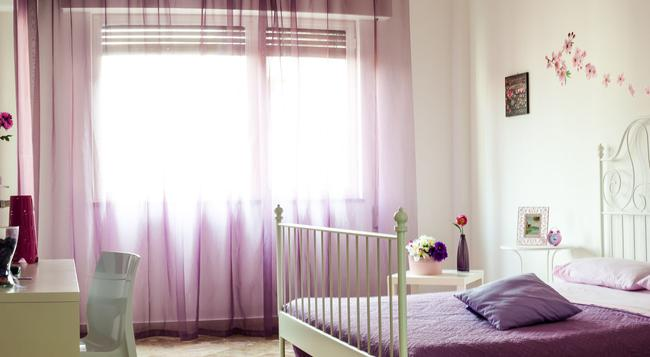 Le Stanze di Irma - Palermo - Bedroom