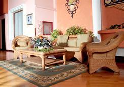 Hotel Patio Andaluz - Quito - Lobby