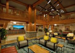 Grand Residences by Marriott Lake Tahoe - studios 1 & 2 bedrooms - South Lake Tahoe - Lobby