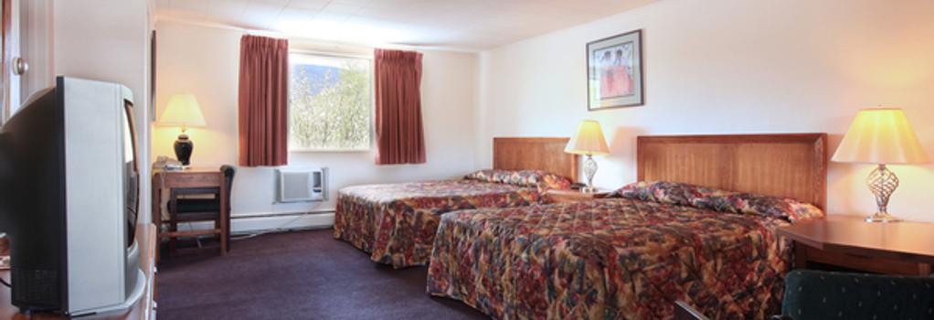Salida Inn & Monarch Suites - Salida - Bedroom