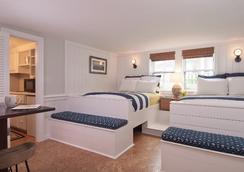 Centerboard Inn - Nantucket - Bedroom