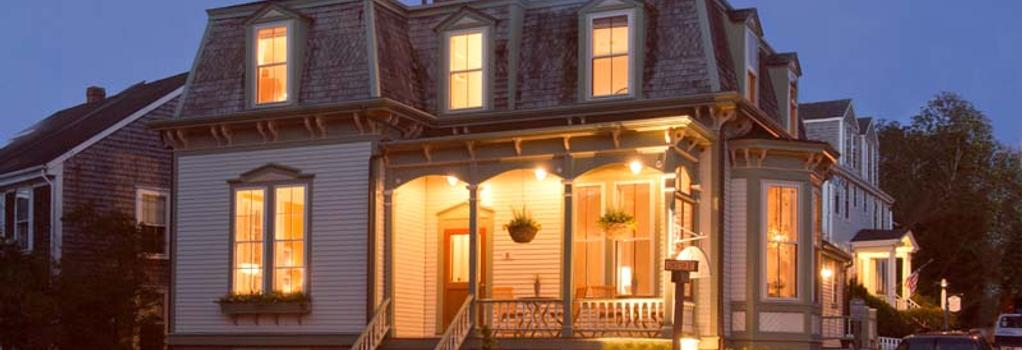 Centerboard Inn - Nantucket - Building